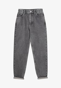PULL&BEAR - MOM - Jeans relaxed fit - black - 5