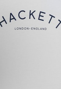 Hackett London - LOGO TEE - Print T-shirt - white - 2