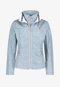 Gil Bret - 2 IN 1  - Light jacket - dusty blue - 4