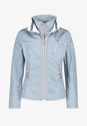 2 IN 1  - Light jacket - dusty blue