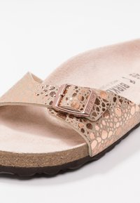 Birkenstock - MADRID - Mules - metallic copper - 2