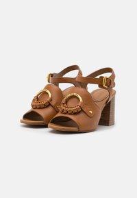See by Chloé - HANA - Sandals - tan - 2