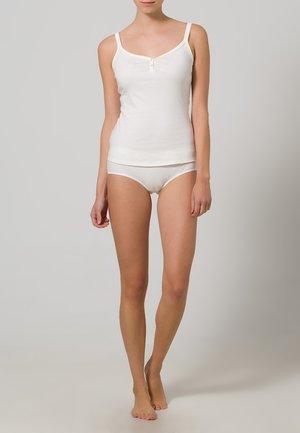 NATURSCHÖNHEIT - Undershirt - white