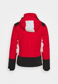 Kjus - WOMEN LAINA JACKET - Skijakke - fiery red/black - 1