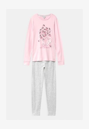Pyjama set - heavenly pink