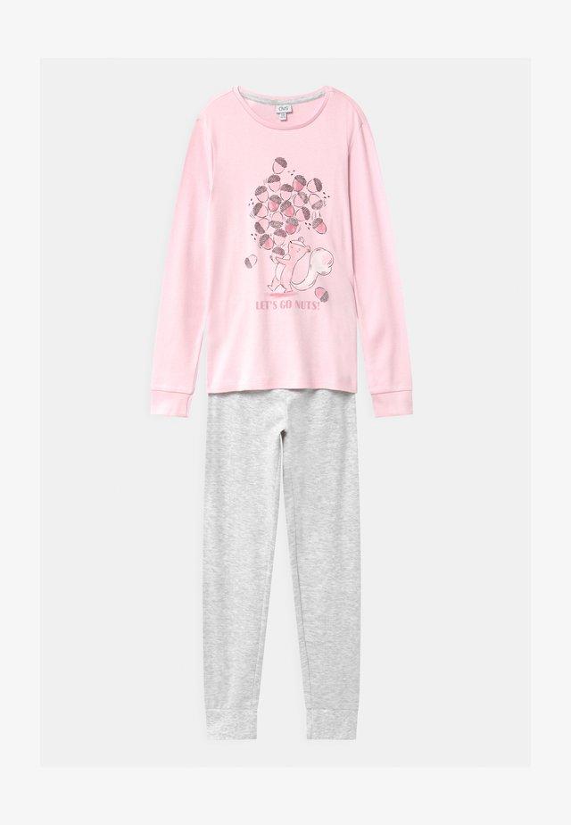 Pyžamová sada - heavenly pink