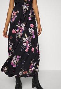 Vero Moda - VMLOVELY ANCLE DRESS - Maxiklänning - black - 6