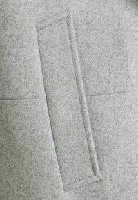Esprit - Classic coat - light grey - 2