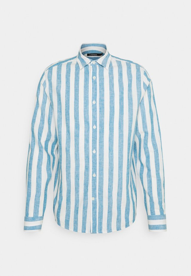 SLIM - Hemd - spring blue