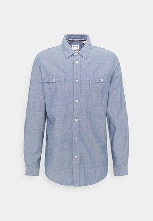 CASPER MUTLI DOBBY - Košile - blue