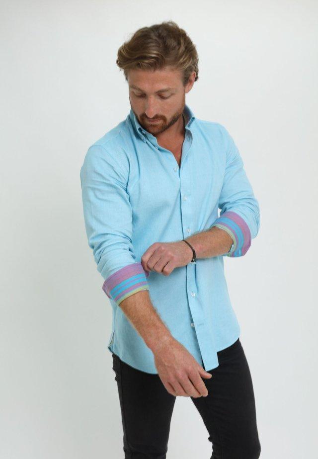 KISUMU - Shirt - turquoise
