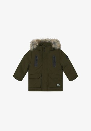 KID - Wintermantel - olive