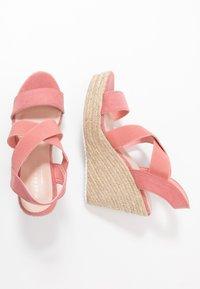 Madden Girl - ROSEWOD - High heeled sandals - blush/multicolor - 3