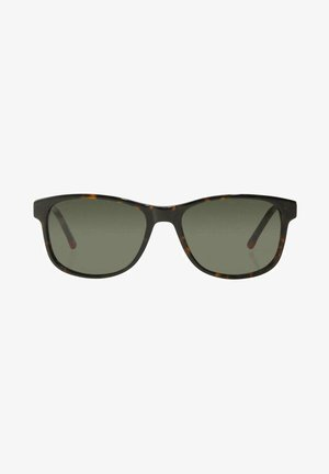 WAYFARER  - Sunglasses - havanna green