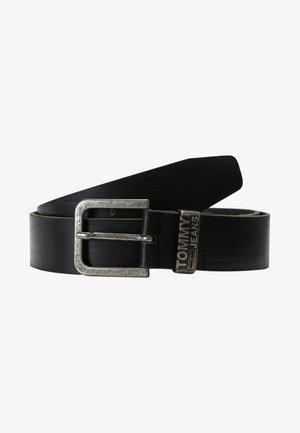LOOP BELT - Belt - black