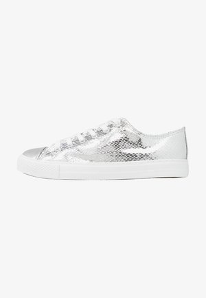 CARRIE - Sneakers basse - silber