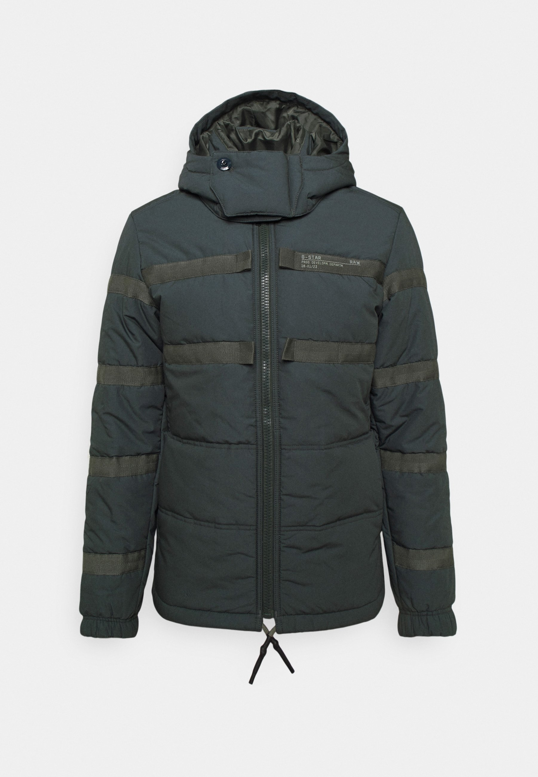 Uomo ATTAC TAPE QUILTED - Giacca invernale