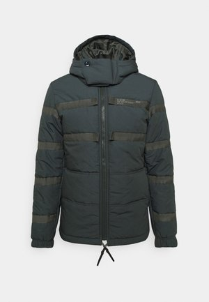 ATTAC TAPE QUILTED - Giacca invernale - graphite