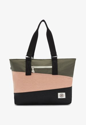 Shopping bags - valley pink bl
