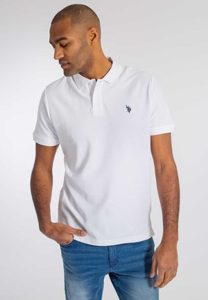 ALFRED - Poloskjorter - white