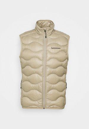 HELIUM VEST - Bodywarmer - true beige