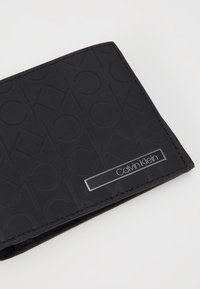 Calvin Klein - INDUSTRIAL MONO COIN - Wallet - black - 2