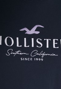 Hollister Co. - SECONDARY TECH CORE CREW - Sweatshirt - navy - 5
