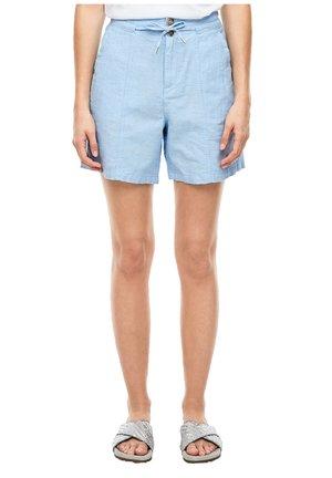 Shorts - light blue melange