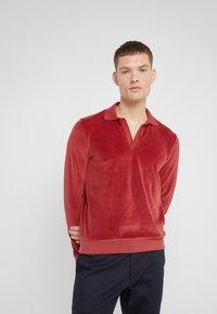 Editions MR - TERRYCLOTH - Sweater - brick - 0