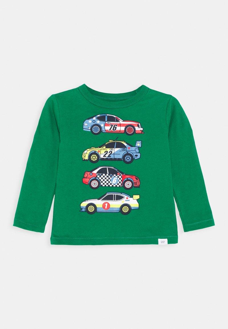 GAP - TODDLER BOY - Long sleeved top - holiday green