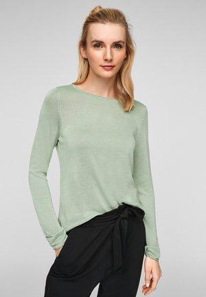 Trui - light green