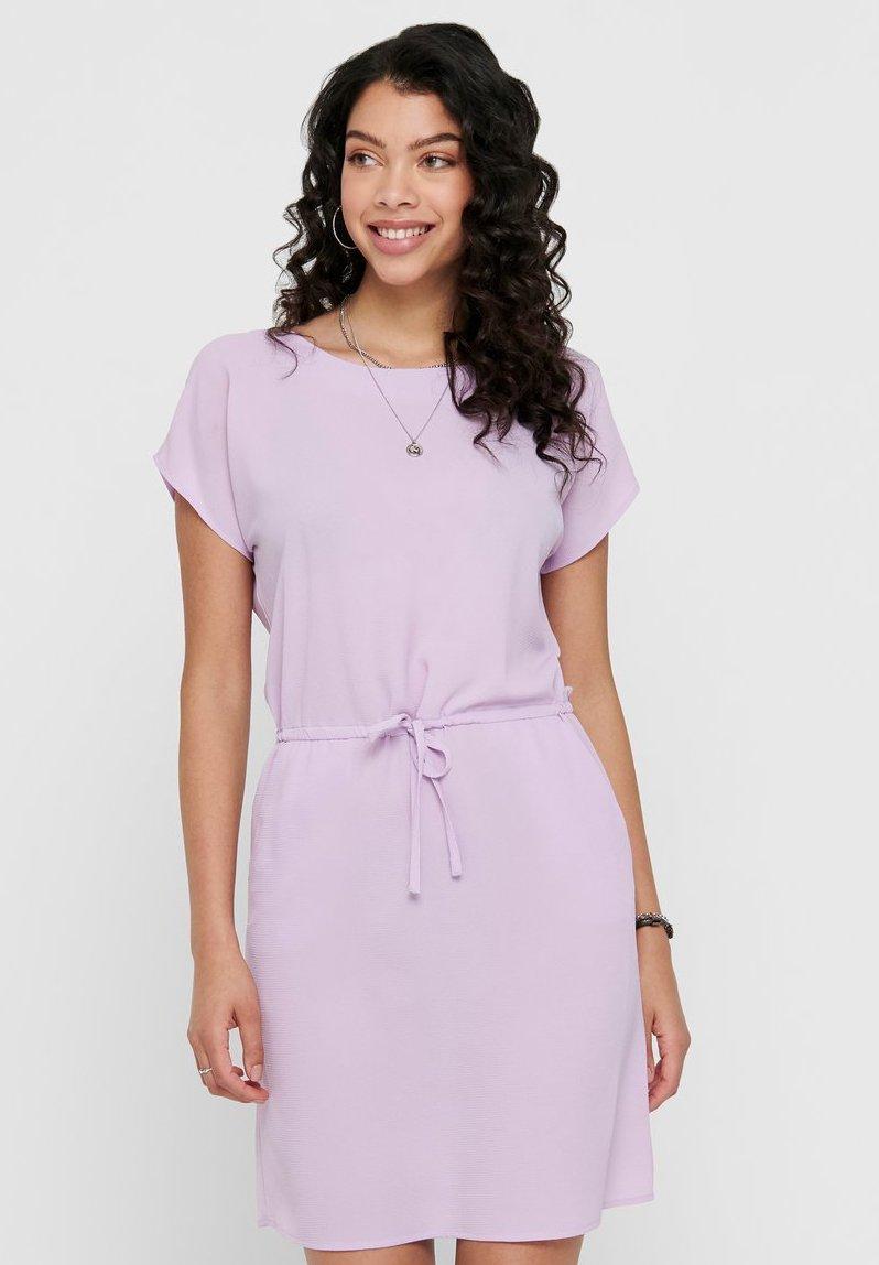 Femme ONLNOVA LUX CONNIE BALI DRESS SOLID - Robe d'été