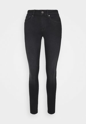 3301 MID SKINNY - Jeans Skinny Fit - dusty grey