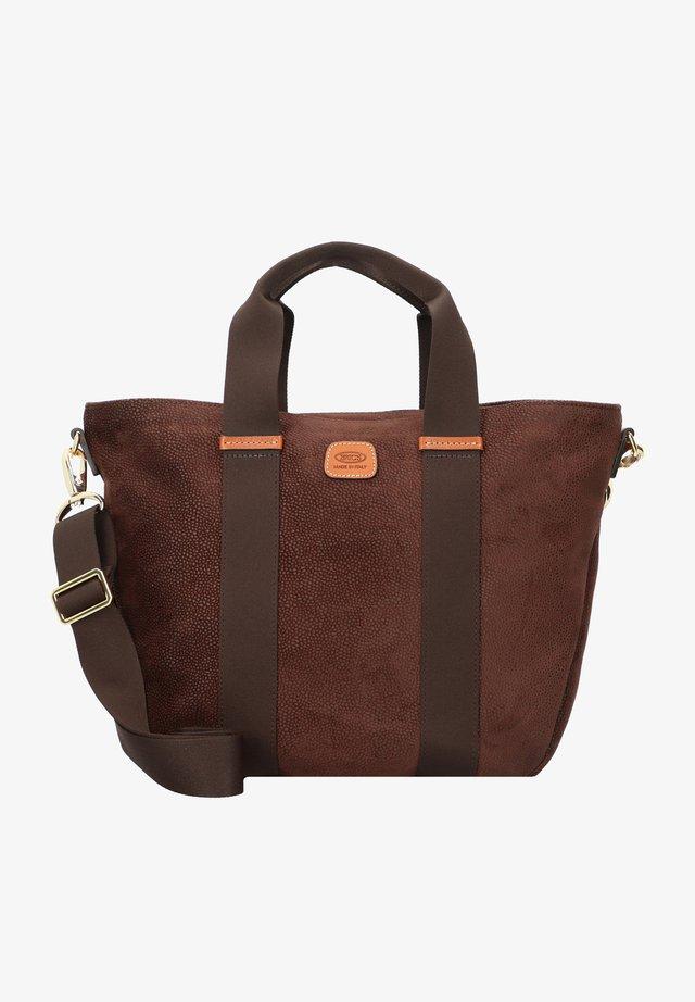 LUDOVICA  - Shopping bag - braun-tabak