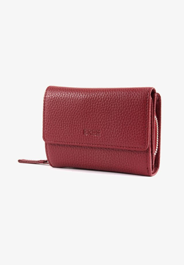 LIV  - Wallet - brick red