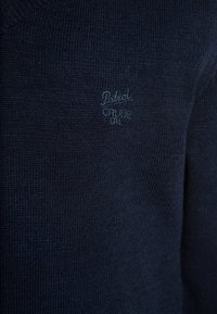 Petrol Industries - V NECK - Jumper - deep navy - 2