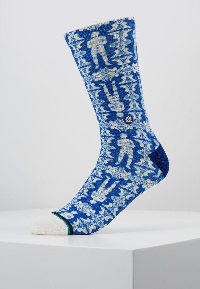SHAKRA CREW - Sokker - blue