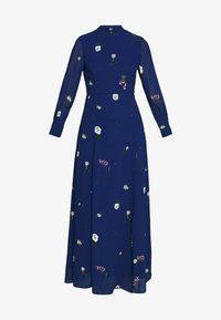 IVY & OAK - PRINTED DRESS - Vestito lungo - indigo - 3