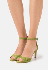 Billi Bi - Sandals - yaca green - 0
