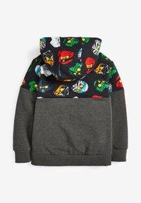 Next - Zip-up hoodie - grey - 1