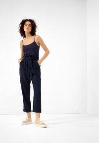 ORSAY - SLOUCHY - Trousers - nachtblau - 1