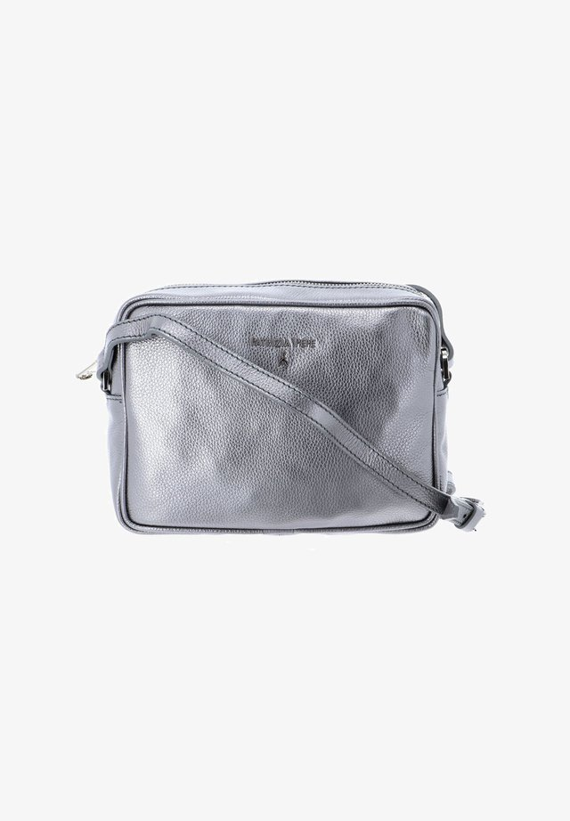 City  - Across body bag - winter silver