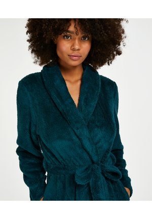 Dressing gown - blue