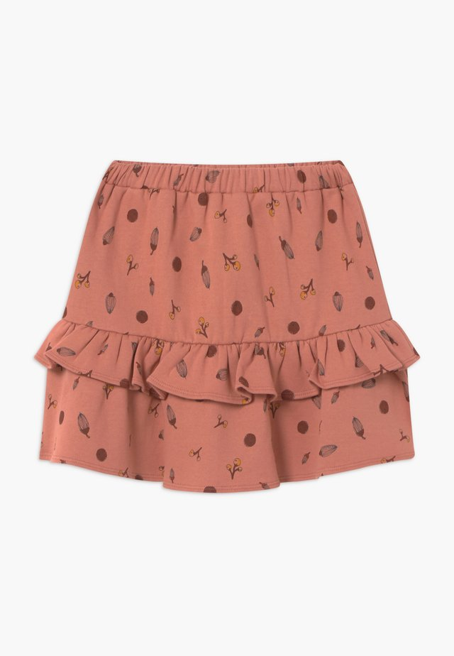 FERN - A-line skirt - rose dawn