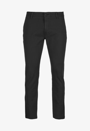 XX CHINO SLIM II - Chinosy - mineral black
