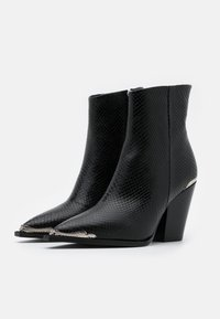 The Kooples - BOTTINES - High heeled ankle boots - black - 2