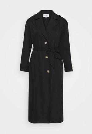 ONLLINE X-LONG - Trenchcoat - black