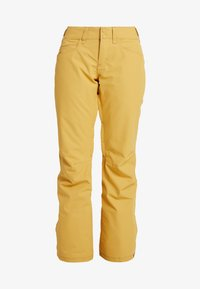 Roxy - BACKYARD  - Ski- & snowboardbukser - spruce yellow - 5