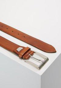 Giorgio 1958 - Belt - seranno cognac - 2