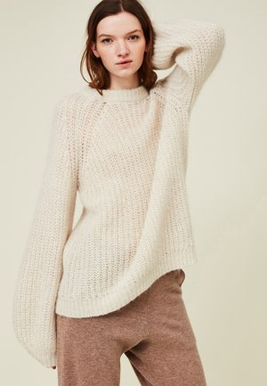 CARRIE - Sweater - offwhite